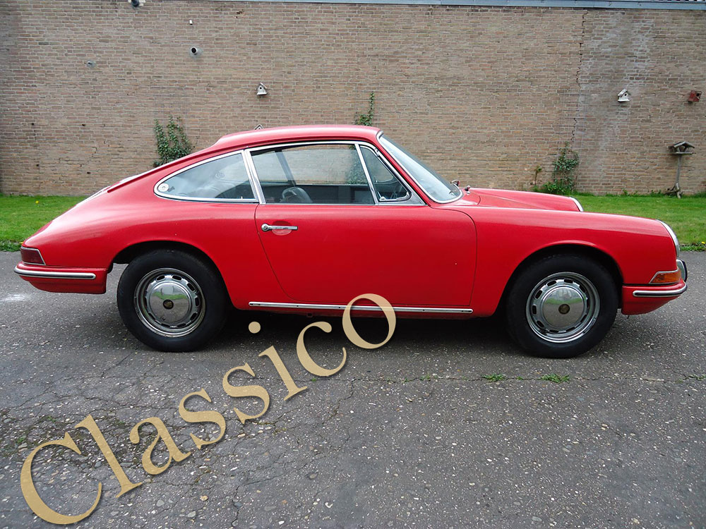 Porsche 912 very solid