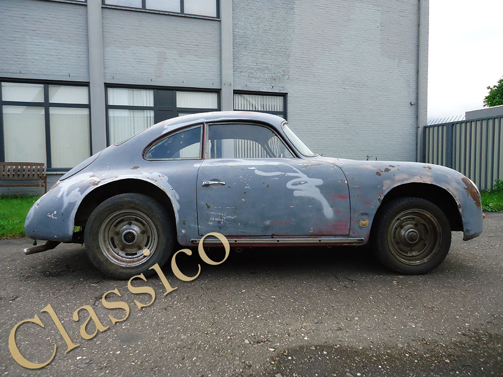 Porsche 356 very solid
